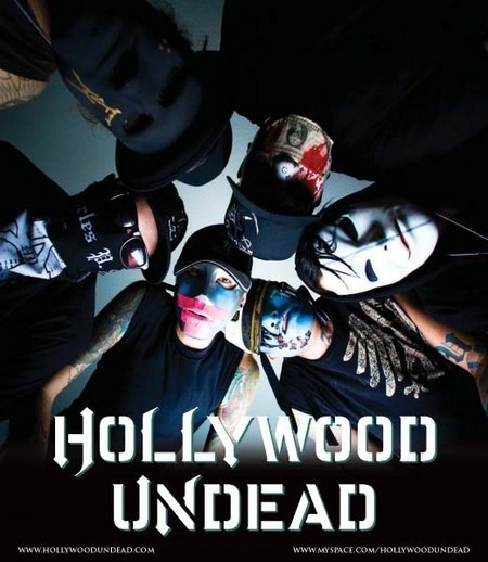 Hollywood Undead: Live 2009
