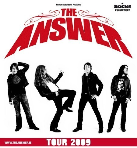 The Answer: Tour 2009