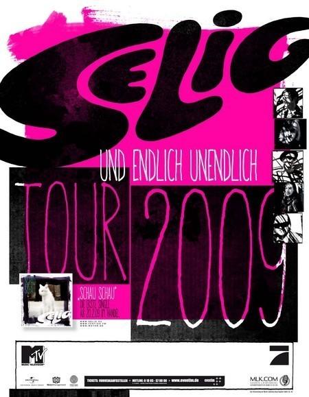 Selig: Und Endlich Unendlich - Tour 2009