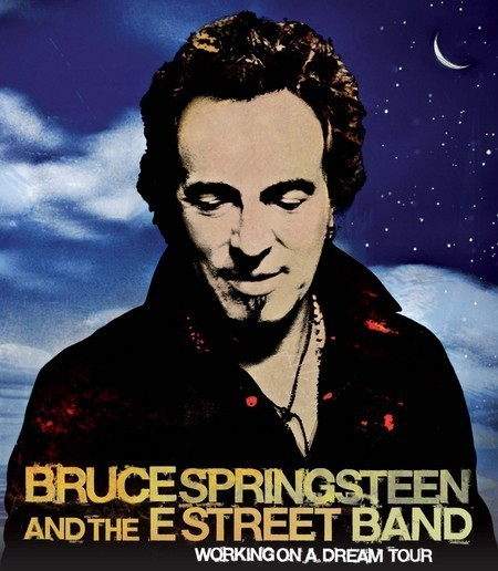 Bruce Springsteen:  & The E-Street-Band - Working On A Dream Tour 2009