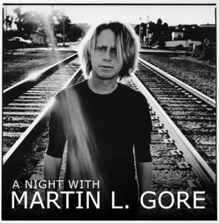 Martin L. Gore: A night with