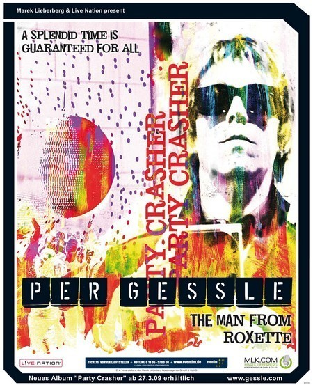 Per Gessle: The Man From Roxette - Tour 2009