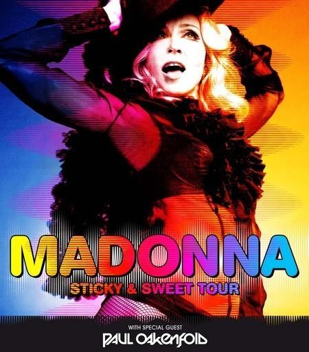 Madonna: Sticky & Sweet Tour 2009