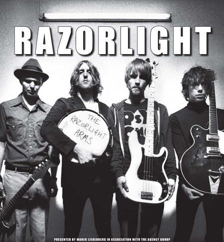 Razorlight: Live 2009