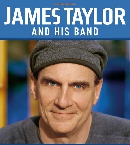 James Taylor: And His Band - 2009