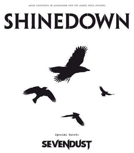Shinedown: Live 2009