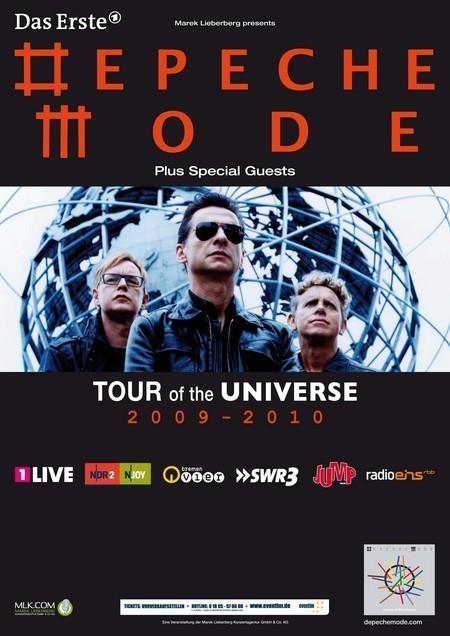 Depeche Mode: Tour of the Universe 2009/2010