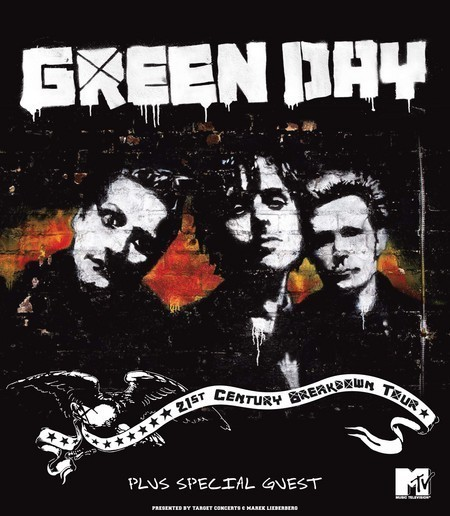 Green Day: 21st Century Breakdown Tour 2009