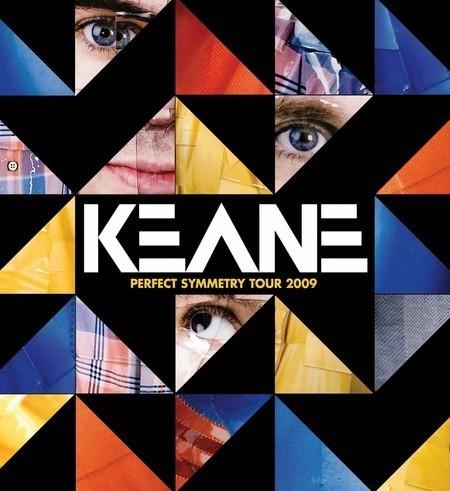 Keane: Perfect Symmetry Tour 2009