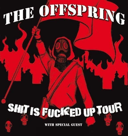 The Offspring: Shit Is Fucked Up Tour 2009