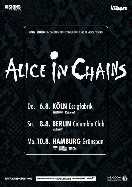 Alice In Chains: Live 2009