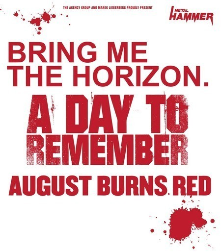Bring Me The Horizon: & A Day To Remember - Live 2009