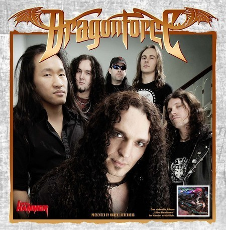 Dragonforce: Live 2009
